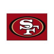 San Francisco 49ers NFL Rookie Bathroom Rug