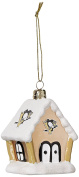 NHL Pittsburgh Penguins Gingerbread House Ornament