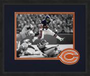 NFL Chicago Bears Logo Mat Picture Frames, Navy, 33cm x 41cm
