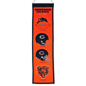 Chicago Bears Fan Favourite Heritage Banner