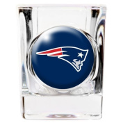 New England Patriots Square Shot Glass - 60ml by Caseys