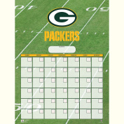 Turner Perfect Timing Green Bay Packers Jumbo Dry Erase Sports Calendar