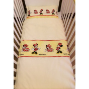 Disney It's all about Minnie Bedding Set for Cotbed