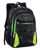 Teenage Boys Girls Waterproof School Bag Students Backpack Casual Travel Rucksack