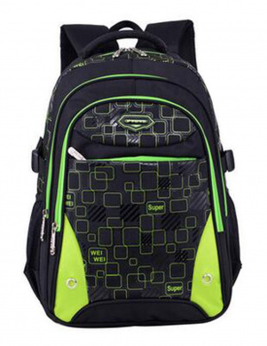 Waterproof School Bag Fashion Students Backpack for 6 to 10 Years Old Children