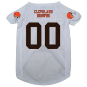 Cleveland Browns NFL dog pet sports mesh jersey XS 1.8-4.1kg