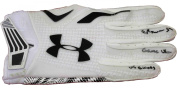 Eric Rowe Autographed Game Used Glove vs. Giants - NFL Autographed Game Used Gloves