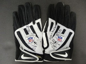 Pierre Thomas Signed Game Used Official NFL Nike Gloves Auto AB70077/78 - PSA/DNA Certified - NFL Game Used Gloves