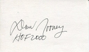 Dan Rooney Pittsburgh Steelers HOF Owner US Ambassador Signed Autograph Sketch - NFL Autographed Miscellaneous Items