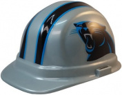 NFL Carolina Panthers Hard Hats with Ratchet Suspension