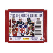 NFL 2013 Stickers (50 Count)