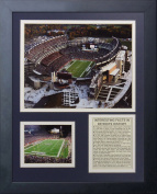 Legends Never Die New England Patriots Stadium Gillette Stadium Framed Photo Collage, 28cm by 36cm