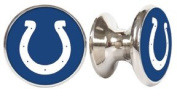 Indianapolis Colts NFL Stainless Steel Cabinet Knob / Drawer Pull