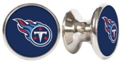 Tennessee Titans NFL Stainless Steel Cabinet Knob / Drawer Pull