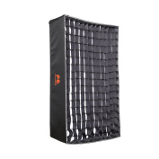 Falcon Eyes RX-18SBHC Honeycomb Grid Softbox for RX-18T,RX-18TD Roll-Flex LED Light