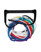 Jobe Sport Series 2 Section Rope/Handle - Multi-Colour