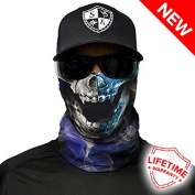 SA Company Face Shield Mask * * * * Assorted Multi Feature Ons Scarf Mask Fishing Skull Skull Bandana Face Mask Neck Warmer Ski Motorcycle Paintball