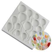 HENGSONG Silicone Balloons Fondant Cake Sugarcraft Chocolate Decorating Mould Baking Tools