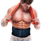 The Shred Belt - Waist Trimmer Belt, Belly Fat Burner, Weight Loss Belt, Spot Reduction Belt, Waist Slimmer