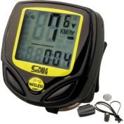 Brand New Waterproof Wireless LCD Bike Bicycle Cycle Computer Speedometer Speedo Odometer