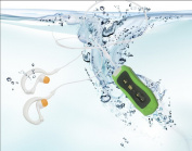 E-Plaza NEW IPX8 Waterproof 4GB MP3 Digital Music Player With Earphone