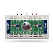 New England Patriots Cribbage Board by Rico Tag