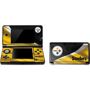 NFL Pittsburgh Steelers 3DS Skin - Pittsburgh Steelers Vinyl Decal Skin For Your 3DS
