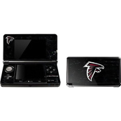 NFL Atlanta Falcons 3DS Skin - Atlanta Falcons Distressed Vinyl Decal Skin For Your 3DS
