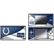 NFL Indianapolis Colts DS Lite Skin - Indianapolis Colts Vinyl Decal Skin For Your DS Lite