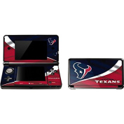 NFL Houston Texans 3DS Skin - Houston Texans Vinyl Decal Skin For Your 3DS