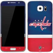 NHL Washington Capitals Galaxy S7 Skin - Washington Capitals Jersey Vinyl Decal Skin For Your Galaxy S7