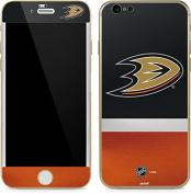 NHL Anaheim Ducks iPhone 6/6s Skin - Anaheim Ducks Jersey Vinyl Decal Skin For Your iPhone 6/6s