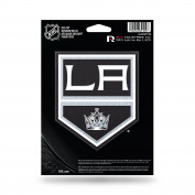 NHL Los Angeles Kings Bling Die Cut Vinyl Decal with Backing