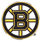 Boston Bruins Colour Auto Emblem - Die Cut