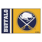FANMATS 19255 Buffalo Sabres Uniform Starter Rug, Team Colour, 48cm x 80cm