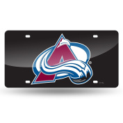Avalanche Licence Plate Tag in Black