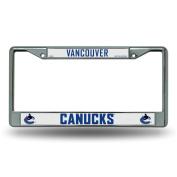 Rico Vancouver Canucks Licence Plate Frame