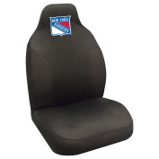 NHL New York Rangers Seat Cover, 50cm x 120cm /Small, Black