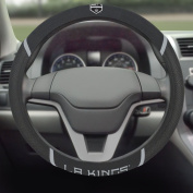 FANMATS 17165 NHL - Los Angeles Kings Steering Wheel Cover