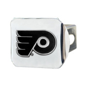 FANMATS NHL Philadelphia Flyers Chrome Hitch Cover