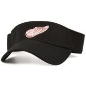 Detroit Red Wings BLACK Visor by Reebok