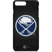 NHL Buffalo Sabres iPhone 7 Plus Lite Case - Buffalo Sabres Black Background Lite Case For Your iPhone 7 Plus