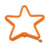 Silicone Breakfast Egg Ring Pancake Fried Shaper Star Omelette Device Mould Shaper Kitchen Tool