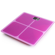 High Precision Digital Home Electronic Human Scales Mini Weight Scales,Pink