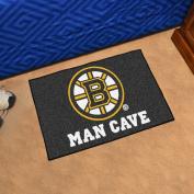 Boston Bruins NHL Man Cave Starter Floor Mat