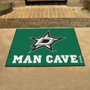 Dallas Stars NHL Man Cave All-Star Floor Mat