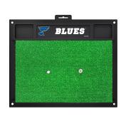 FANMATS 15487 St. Louis Blues Golf Hitting Mat