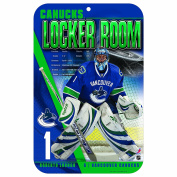 NHL Vancouver Canucks Roberto Luongo 28cm by 43cm Sign