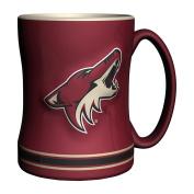 NHL Arizona Coyotes Sculpted Relief Mug, 410ml