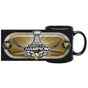 Pittsburgh Penguins 2016 Stanley Cup Champions Ceramic Black Coffee Mug